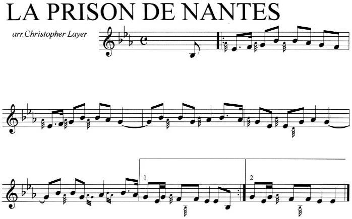La prison de Nantes