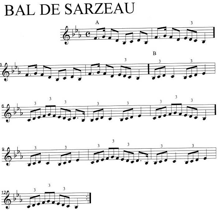 Bal de Sarzeau