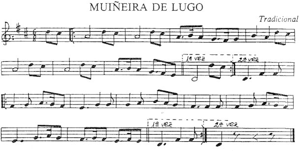 Muiñera de Lugo