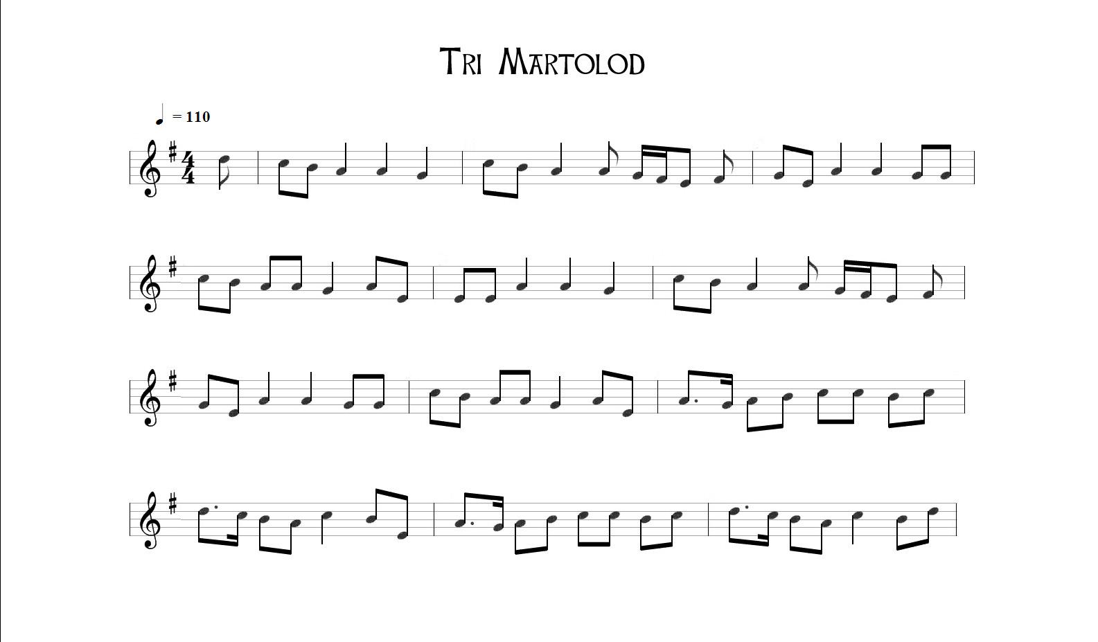 Tri Martolod