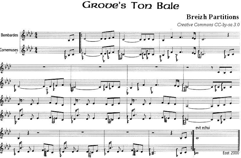 Grove's Ton Bale
