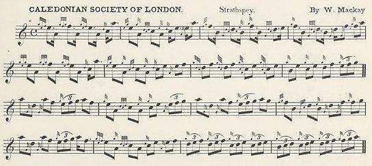 Caldenonian Society of London